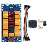 SALUTUYA Automatischer Antennentuner ATU100 Mini, DIY-Kits für Antennentuner, ATU100 DC10‑15 V, universelle automatische elektronische Komponente