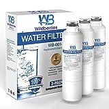 Wildberries Ersatz-Wasserfilter für Samsung Kühlschrank, RF28HFEDBSG/AA, kompatibel mit Samsung HAF-CIN/EXP, DA29-00020A, DA97-08006A, Kenmore 46-9101, 3 Stück