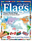 Flags of the World: World Map Wallchart Poster and Sticker Book (Need to Know Sticker Books)