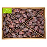 Bio Medjool Datteln   Jumbo   100% Natürlich & Gesund   Premium Qualität   Palmyra Delights   Vegan (200g)