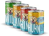 Sollis Hundefutter Nassfutter 6er-Pack   0% Getreide   0% Zucker   Natur pur in verschiedenen Sorten & Größen (Klassik Mix, 24x400g)