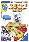 Ravensburger 24723 - Farben- und Formen-Zauber - Lernspiel für die ganz Kleinen - Farbenspiel für Kinder ab 2 Jahren, Spielend erstes Lernen, Formenspiel für 1-3 Spieler