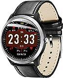 Smart-Armband für Herren, Sport, Gesundheit, Fitness-Tracker, Android, IP68, wasserdicht, Sport-Schrittzähler