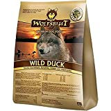 Wolfsblut - Wild Duck Adult - 2 kg - Ente - Trockenfutter - Hundefutter - Getreidefrei