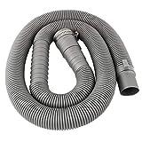 Abflussschlauch-Verlängerungs-Set für Waschmaschine, PVC, universell, passend für alle Abflussrohre von 10 cm