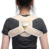 Haltungskorrekter Gürtel, umweltfreundlich Langes Sitzen Hochwertiges Material Weicher, atmungsaktiver Schultergurt, zum Entspannen zu Hause(color, M)