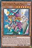 Konami - DUPO-DE041 - Dunkles Toon-Magier-Mädchen - Ultra Rare - DE - Yugioh