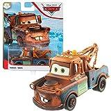 Auswahl Fahrzeuge | Modelle 2020 | Disney Cars 3 | Cast 1:55 Autos | Mattel, Typ:Hook / Mater