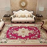 MMHJS Hauptdekoration Teppiche Im Persischen Ethnischen Stil Rechteckige Große Teppiche Luxuriös Und Komfortabel Hautfreundlich Und Hypoallergen 120x160cm