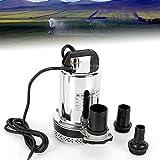 6000L/H Tauchpumpe Wasserpumpe Pumpe 180W 12V Hoher Lieferdruck Fischzucht Pumpe