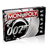 Winning Moves Monopoly James Bond 007 Deutsch Französisch Edition Spiel Brettspiel