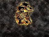 Music Rock Star Heavy Metal LED Wandbild Schild LED Leuchtschild Neonreklame Aufsteller Werbung Logo Poster Leinwand