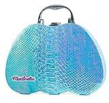 familie24 Makeup-Set im Muschel-Koffer Mädchen Kinderschminke Kinderkoffer Kinderschminkkoffer Schminkkoffer 30517