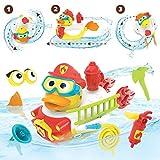 Yookidoo Jet Duck Feuerwehrmann