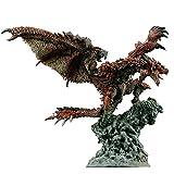 Koki Monster Hunter : Fire Dragon Figure Statue Multicolor