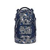 Satch Pack Schulrucksack - ergonomisch, 30 Liter, Organisationstalent - Stoney Mony - Lila, einheitsgröße
