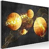 murando - Bilder Planeten 60x40 cm Vlies Leinwandbild 1 TLG Kunstdruck modern Wandbilder XXL Wanddekoration Design Wand Bild - Weltall Weltraum Sonnensystem Astronomie Galaxie a-A-0848-b-a