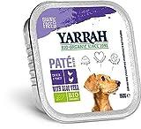 Yarrah Bio Hundefutter Pate mit Huhn und Truthahn, 1er Pack (1 x 150 Grams)
