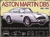 OPO-T Aston Martin DB5 Large Metall Zeichen (4030)