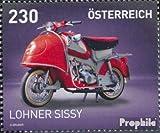 Prophila Collection Österreich 3445 (kompl.Ausg.) 2019 Motorrad (Briefmarken für Sammler) Straßenverkehr