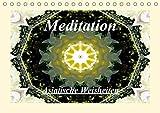 Meditation - Asiatische Weisheiten (Tischkalender 2021 DIN A5 quer)