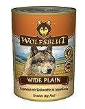 Wolfsblut Dose Wide Plain   6x800g Nassfutter