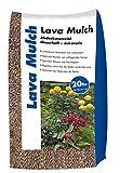 Hamann Lava-Mulch Rot 8-16 mm 20 l - Abdeckmaterial dauerhaft & dekorativ