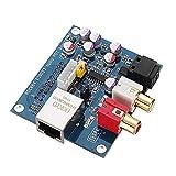 DIY ersetzen Zubehör Rock64 Stereo-Audio-Receiver-Modul-Brett for ESS ES9023 Sabre DAC HiFi Sound Quality