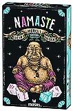 Moses. 90382 Namaste-Würfle Dein Glück, Würfelspiel mit Tiefgang, Roll & Write Spiel für die ganze Familie, Würfelspaß für Kinder ab 8 Jahren, Mehrfarbig