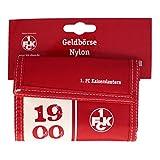 1. FC Kaiserslautern Geldbörse Nylon 1900'