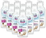 Impresan Händedesinfektions-Gel 50 ml: Hand-Reinigung auch für unterwegs - enthält 80% Vol. Ethanol, 10er Pack im praktischen Vorteilspack