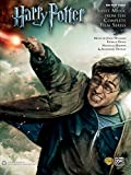 Harry Potter -- Sheet Music from the Complete Film Series: Big Note Piano (Harry Potter Sheet Mucic)