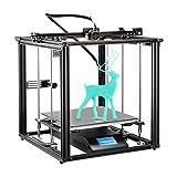 Comgrow Creality Ender 5 Plus 3D Drucker mit BLTouch, Glasplatte und Touchscreen, Große Druckgröße von 350x350x400mm