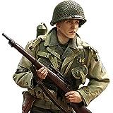 Action Figure World War II U.S. Army Rangers Model Toys, 1/6 11 inch Sniper Soldier Model PVC Modell Puppe Geschenk Für Fotografie, Hobby und Sammlung
