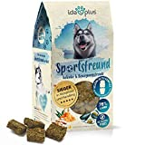 Ida Plus Sportsfreund - unterstützt Hunde Gelenke & Gelenkfunktion - im leckeren Snackformat mit Grünlippmuschel - fördert Bewegungsfreude & Mobilität - perfekt fürs Agility - hält bis zu 30 Tage