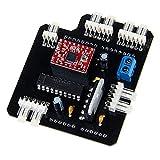 Auoeer B9-Schild Photoullable DLP-Motherboard-SLA-Modulplatine für 3D-Druckertreibermodule