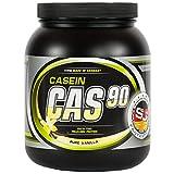 S.U. CAS-90, Casein Protein, Vanille, 1000g