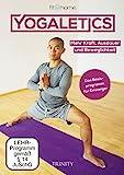 YOGALETICS - Das Basisprogramm für Einsteiger: Mehr Kraft, Ausdauer und Beweglichkeit