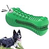 VRTOP Hund kauen Spielzeug Unzerstörbar Tough Squeaky Zahnbürste Starke langlebige Hundespielzeug für Aggressive Kauer große mittlere Rasse Geschenke für 13-36 KG Hunde (grün)