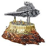 WXBXIEJIA Technik Sternenzerstörer Bausteine Bausatz, 5473 Klemmbausteine, Weltraum City Modellbau, Kompatibel mit LegoInterstellar journey-90007