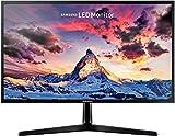 Samsung S24F356F 59,8 cm, Klassisches Design / PLS Panel (23,5 Zoll) Monitor, schw