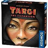 Themse und Kosmos | Targi: The Expansion | Zwei Nomadic Tribes konkurrieren um Handelsrouten | Erweiterungsspiel | Wettbewerbsstrategie-Spiel | 2 Spieler | Alter 12+