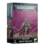Games Workshop Warhammer 40k - Death Guard Seigneur de la V