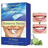 Zahnweiß Streifen,White Stripes,Zahnaufhellung,Zähne Streifen 28 Zahl Bleaching Zahnaufhellungs Streifen set professionelles bleaching für sichtbar weißere Zähne