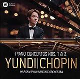 Chopin: Klavierkonzerte Nr. 1 & 2