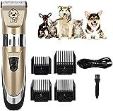 XIAODU Teddy Katze Rasierhund Haarschneider Haustier Electric Hair Clipper Haarschneider Katze und Hund Haustier Special Recover Rasierer Rasierer