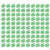 ILS Wiederverwendbare Abstandshalter für Fliesen, Nivelliersystem, Kunststoff, recycelbar, 100 Stück