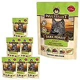 Wolfsblut - Dark Forest Pouches - 7 x 300 g - Wild - Nassfutter - Hundefutter - Getreidefrei