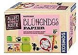 KOSMOS 604202 AllesKönnerKiste Blühendes Papier. DIY-Bastelset für Mädchen und Jungen ab 8 Jahren, das ideale Geschenk-Set für den Kindergeburtstag