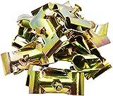 Systafex® 50 Stück Mobilzaun Bauzaun Schelle Verbindungschelle Klemme für Baustellenzaun Absperrzaun